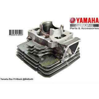 Yamaha Rxz Y-3 Cylinder Block HLY (Japan made)
