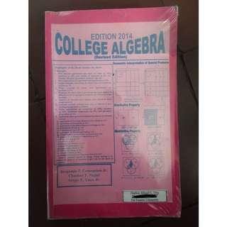 College Algebra Edition 14