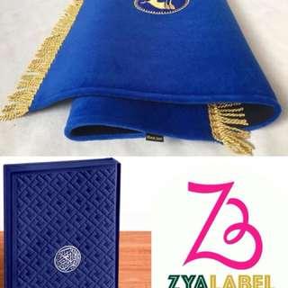 TULUS Package - Sejadah and Quran