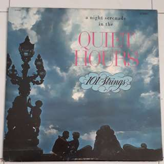 A Night Serenade In The  Quiet Hours Vinyl LP Record