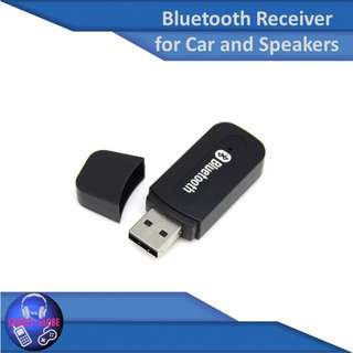 Bluetooth Receiver for Car Stereo and Speakers