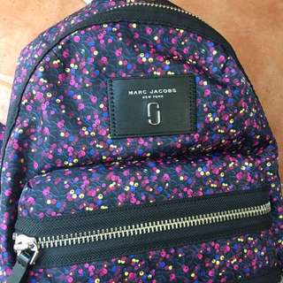 Marc Jacobs brand new nylon backpack