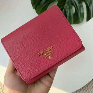 Prada Short Purse New Colour