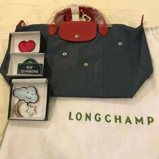 Longchamp Taiwan Limited Edition