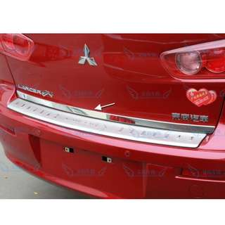 MITSUBISHI LANCER EX & EVOLUTION REAR BOOT TRUNK LID WITH CHROME