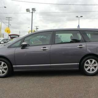Honda Oddysey 7 seater for rent (7- 21 days)