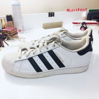 Adidas Superstar Mens 6.5