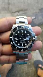 Rolex watch. 1 week used.