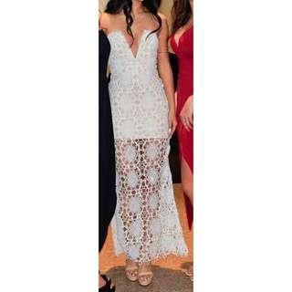 Sabo Skirt Marrakech Gown Ivory