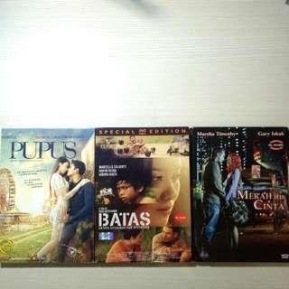 Pack Of Original Movies (Film Indonesia)