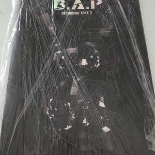 B.A.P Recording Take 3 Photo book