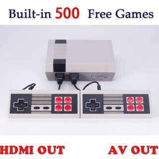 Classic Retro Mini NES nintendo HDMI 600 games TV video game console 2 players