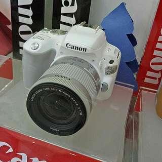 Tanpa.Dp Canon Eos 200D Kredit Tanpa CC