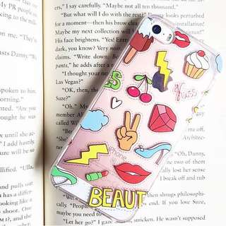Patches Phone Case