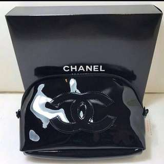 Chanel glossy clutch VIP GIFT