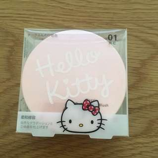 HELLO KITTY BLUSHER