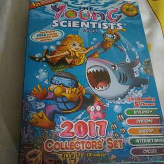 Brand new 2017 Young Scientist collection