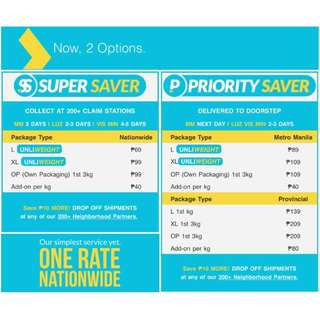 New XEND Rates