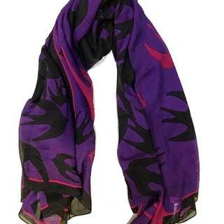 Mcq scarf