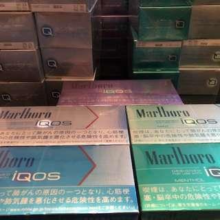 iqos Marlboro heat sticks electronic cigarette