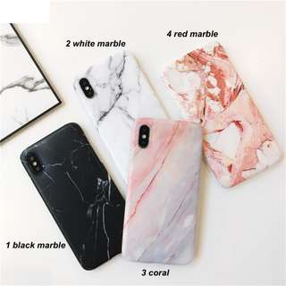 [PO] Marble iPhone Case