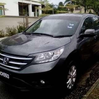 Honda CR-V 2.0 2013 (A)