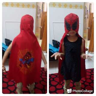 Topeng spiderman