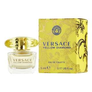 Versace Yellow Diamond EDT 5ml