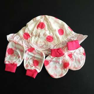 Baby Girl Cute Combo Set