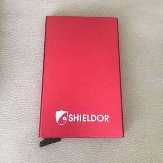 RFID Safecard case - Red colour
