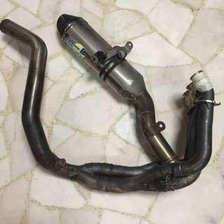 LEOVINCE SBK Full System Exhaust (Honda CBR600rr)