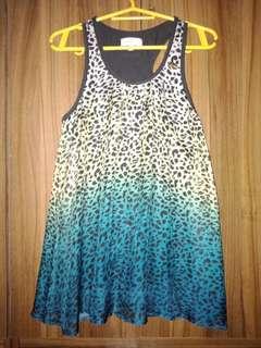 Candies Leopard top