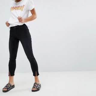 Noisy May Petite Twisted Sean Skinny Jean