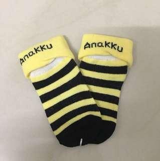 Anakku Unisex Baby Socks