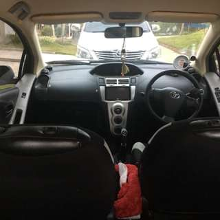 yaris 2006 type e manual