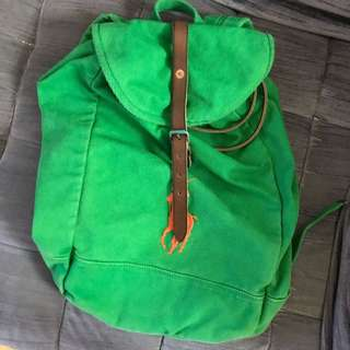Green Ralph Lauren bag