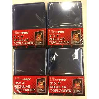SEALED/READY STOCK Ultra Pro Toploader photocard