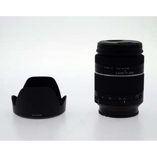Sony 28-75mm f/2.8 SAM Lens