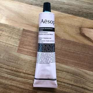 Aesop Resurrection Aromatic Hand balm