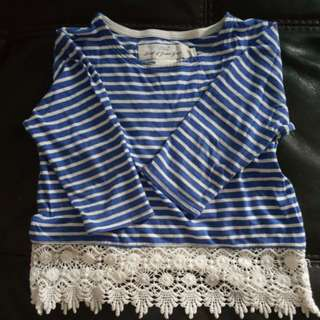 H&M top for girl