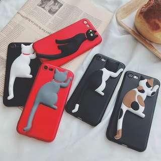 IPhone Casing -  Naughty Cats