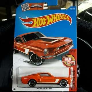 Shelby GT 500 Hot Wheels