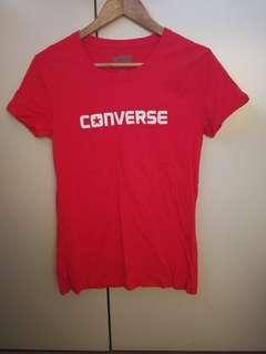 Converse red T-shirt 👕