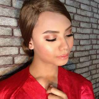 HD makeup service
