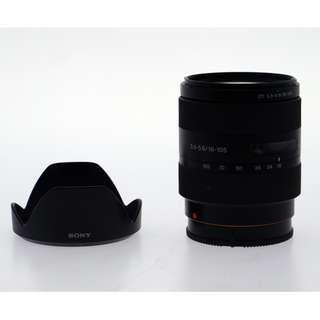 Sony DT 16-105mm f/3.5-5.6 Lens [DEMO SET]