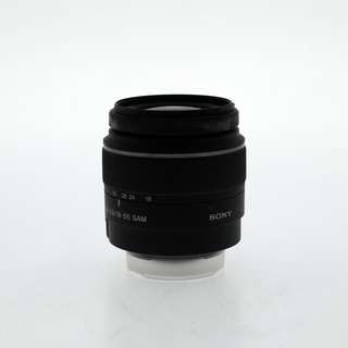 Sony DT 18-55mm f/3.5-5.6 SAM Lens [DEMO SET & WITHOUT BOX]