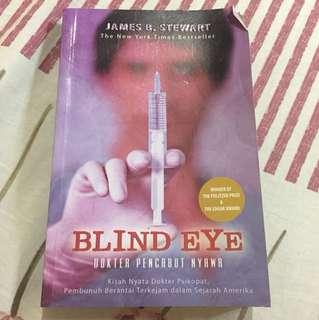 Novel: Blind Eye