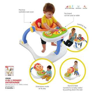 Fisher price 4in1 entertainer