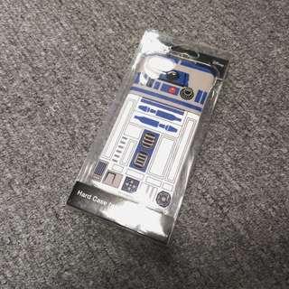 全新 iPhone 8 iPhone 7 購自日本 Star Wars R2D2 硬膠保護殻 有單