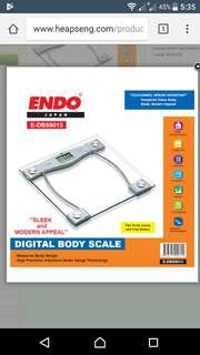 BN HIGH-PRECISION DIGITAL BODY SCALE - 150KG
